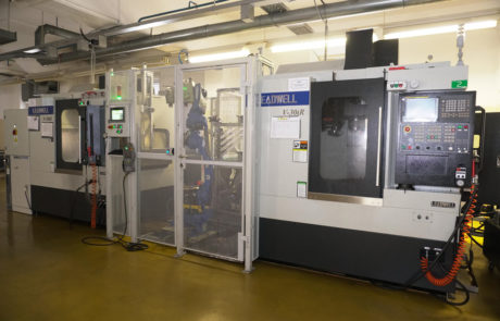 Machining center LEADWELL V-30iR