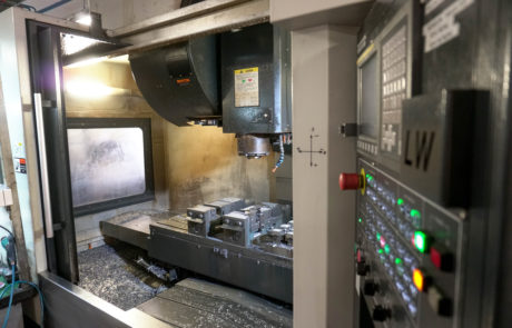 Machining centre Leadwell MH 400i