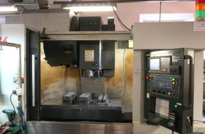 Bearbeitungszentrum Leadwell MH 400i