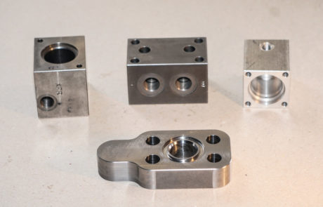 Hydraulic Blocks